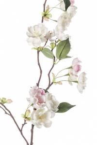 Bilde av Kunstig Blomstergren Krem/Rosa 80cm