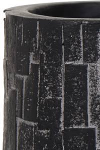 Bilde av Capi Indoor Steinpotte Elipse Sort 29cm