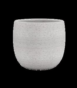Bilde av Hemera Keramikkpotte Kremhvit 20 cm